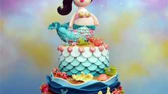 acc_mermaid cake