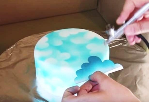 nuages aéro