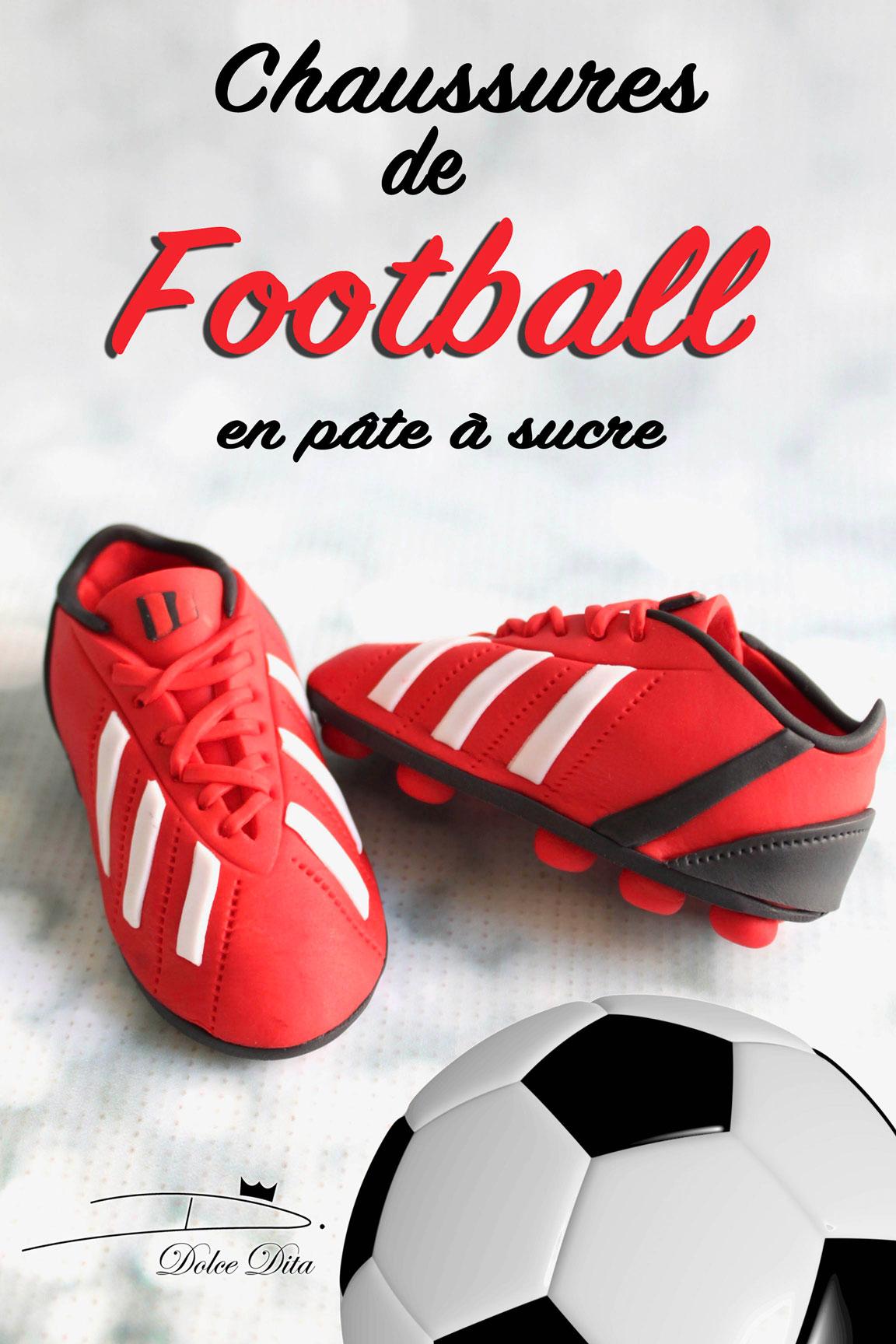 Modelage Chaussures de Football
